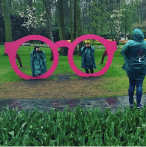 through rosecoloredglasses art keukenhof